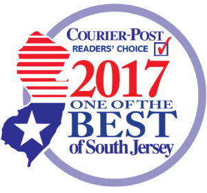 Courier Post Best of 2017 Award