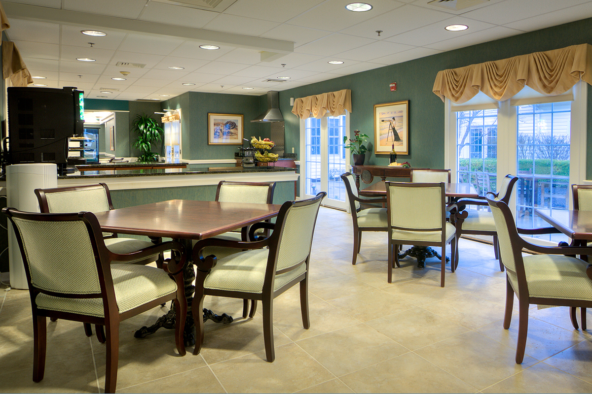 Brandywine Living at Seaside Pointe Bistro