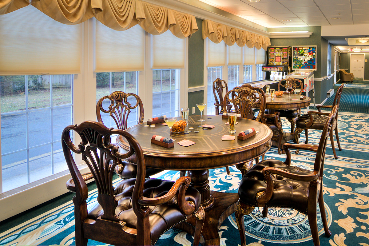 Brandywine Living at Seaside Pointe Bay Club Room