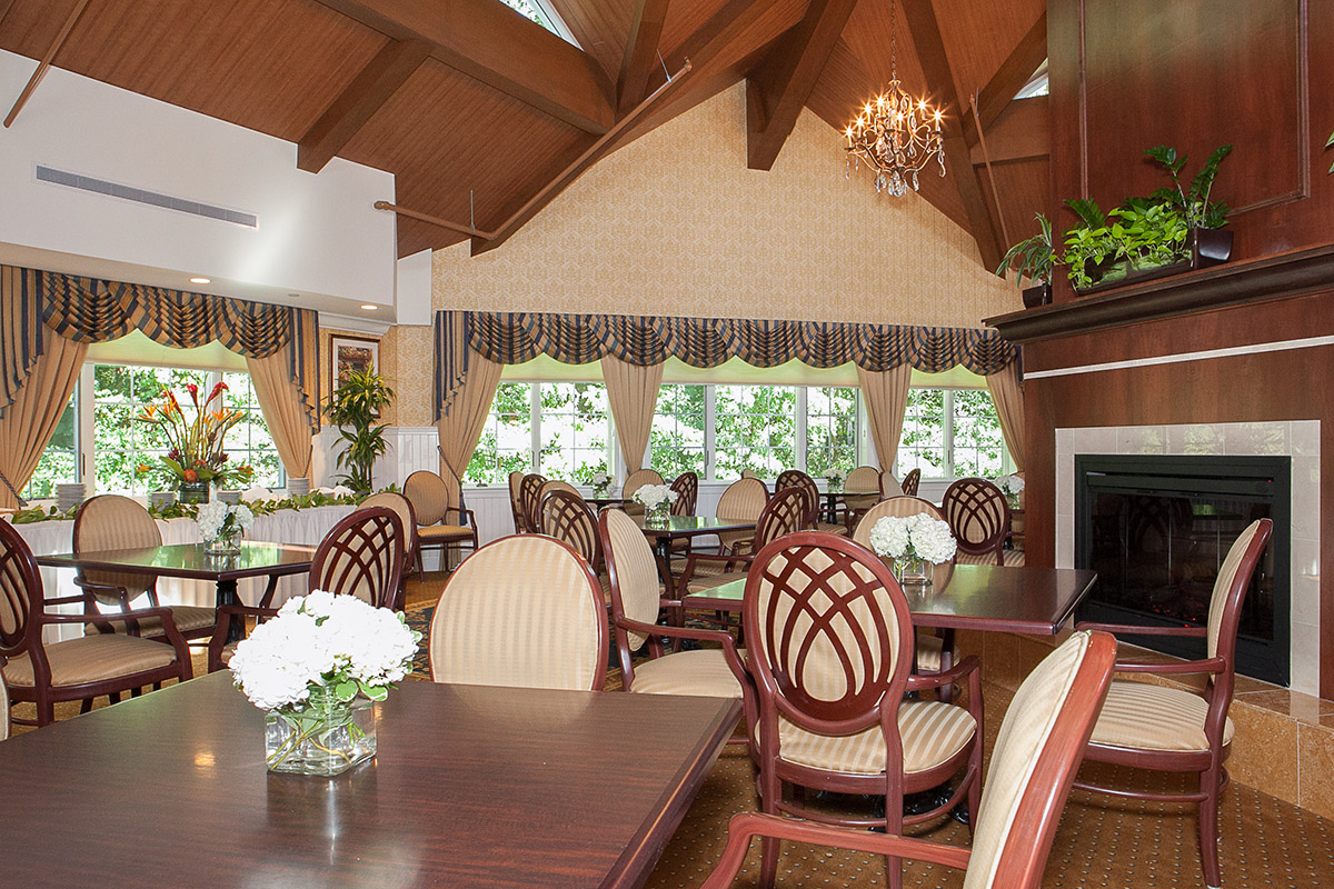 Brandywine Living at Litchfield Dining Room