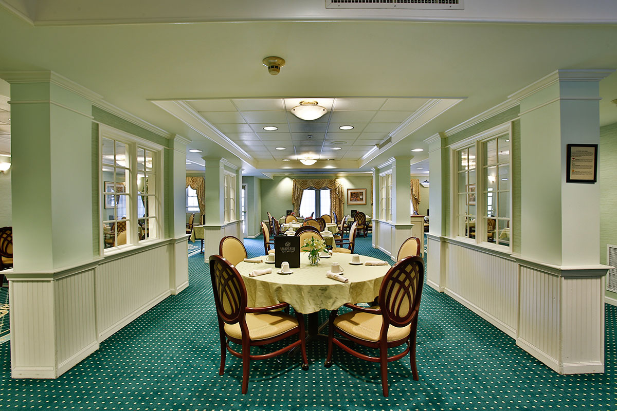Brandywine Living at Fenwick Island Dining Room
