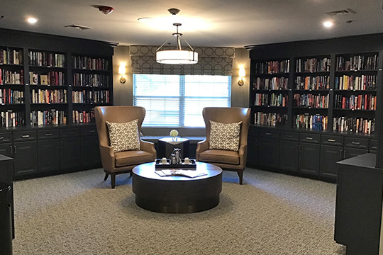 Senior Living Library
