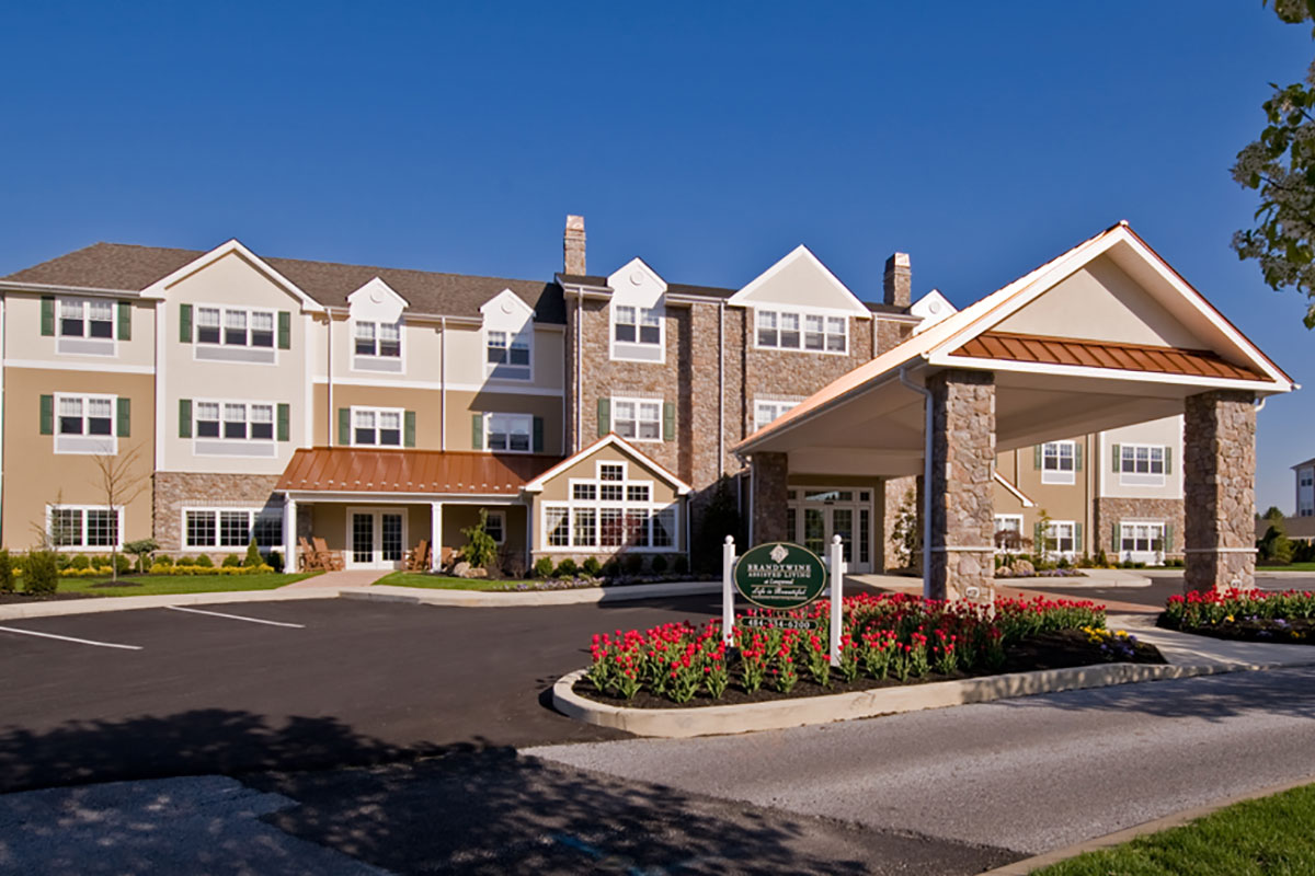 Brandywine Living at Longwood Exterior