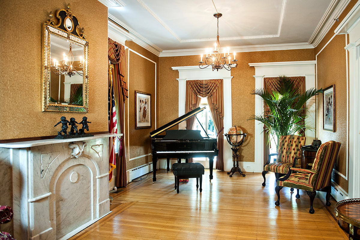 Brandywine Living at Haddonfield Music Room