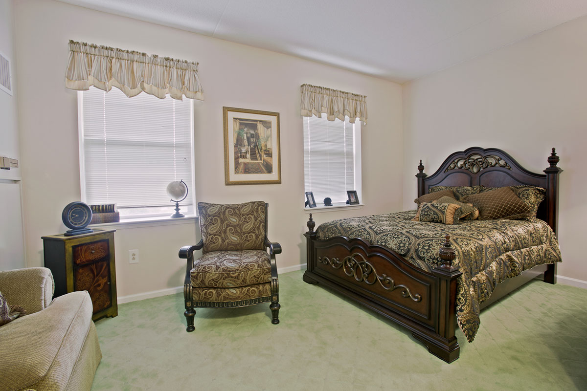 Brandywine Living at The Sycamore Model Room