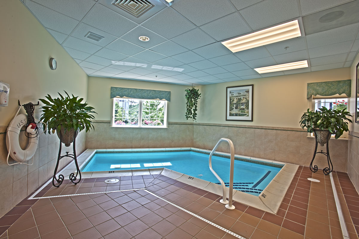 Brandywine Living at Longwood Therapy Pool