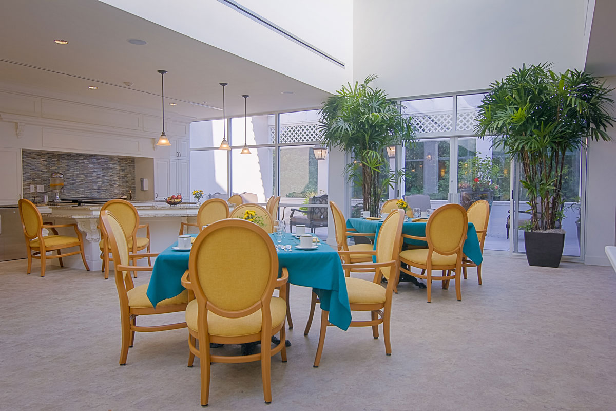 Brandywine Living at Mahwah Reflections Dining