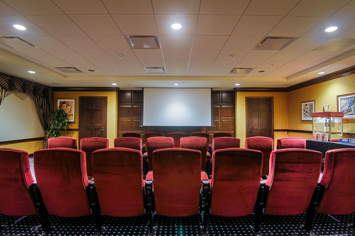 Brandywine Living at Mahwah Movie Theater