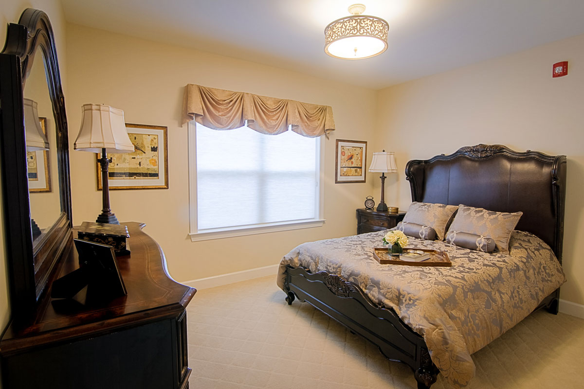 Brandywine Living at Mahwah Model Room