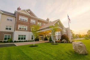 Brandywine Living at Mahwah Exterior