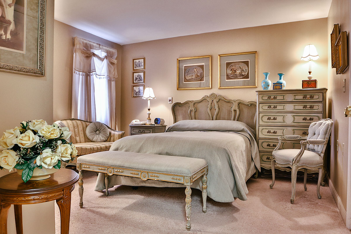 Brandywine Living at Mountain Ridge Model Room
