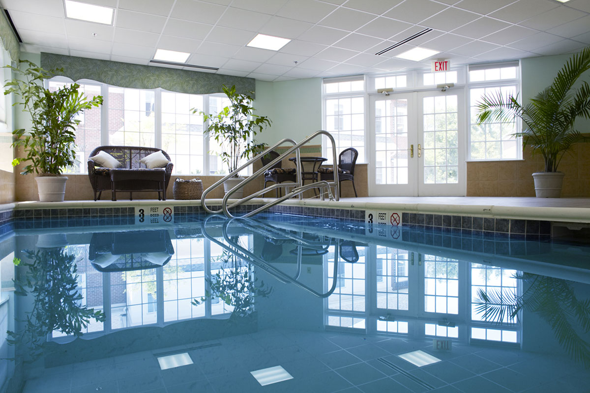 Brandywine Living at Moorestown Therapy Pool