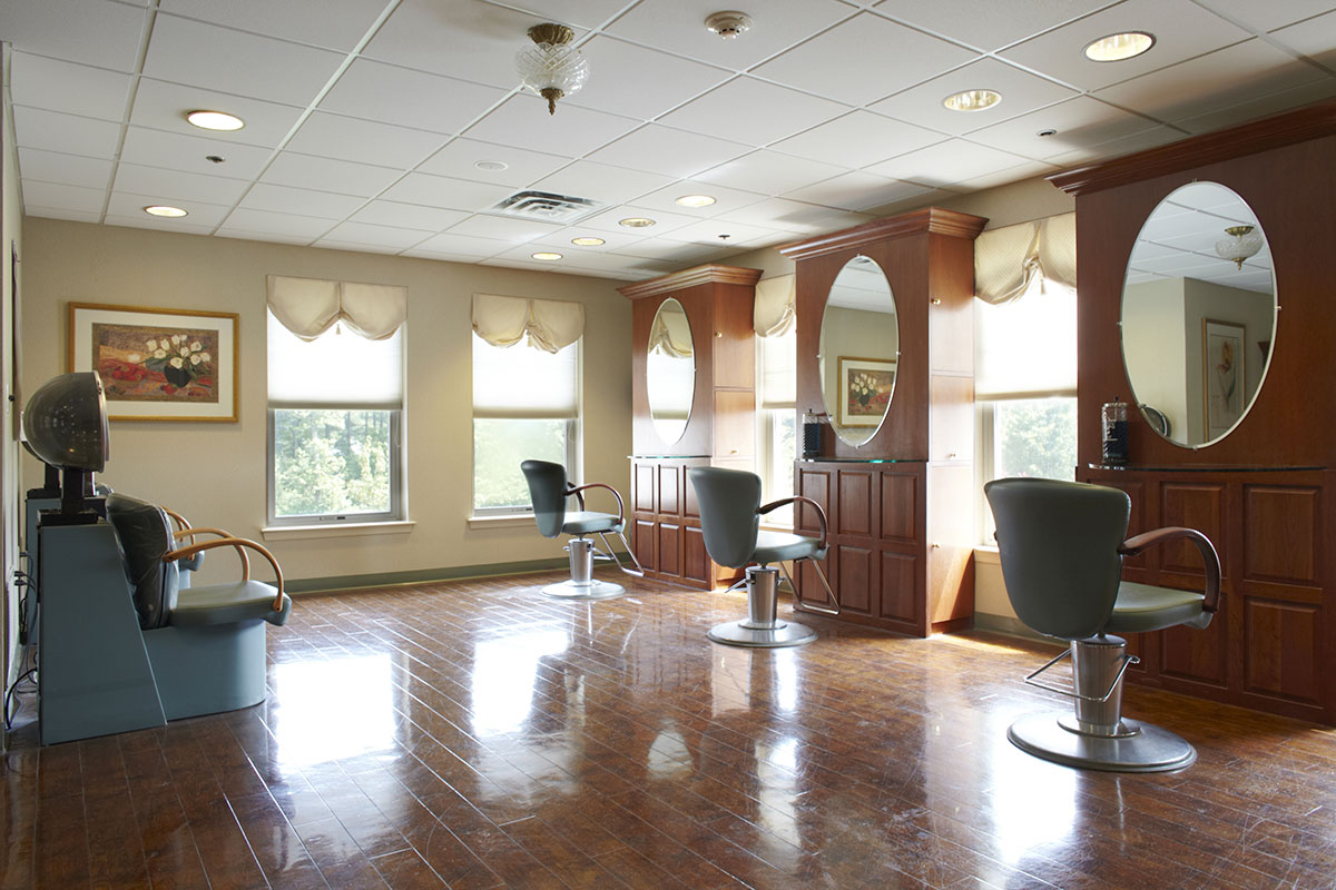 Brandywine Living at Moorestown Beauty Salon