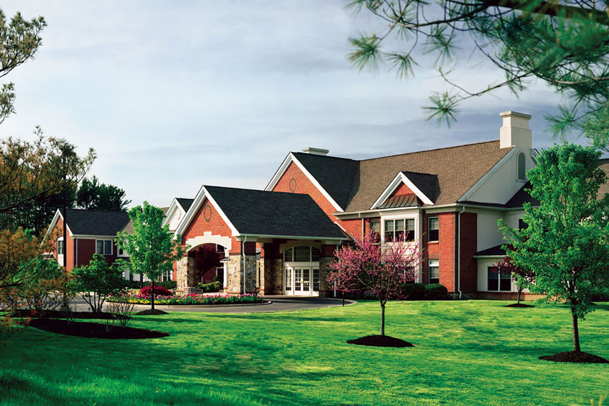 Brandywine Living at Moorestown Exterior