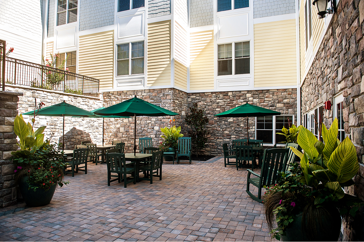Brandywine Living at Haddonfield Courtyard