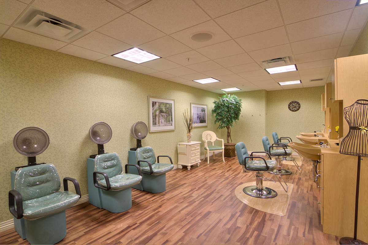 Brandywine Living at Fenwick Island Beauty Salon