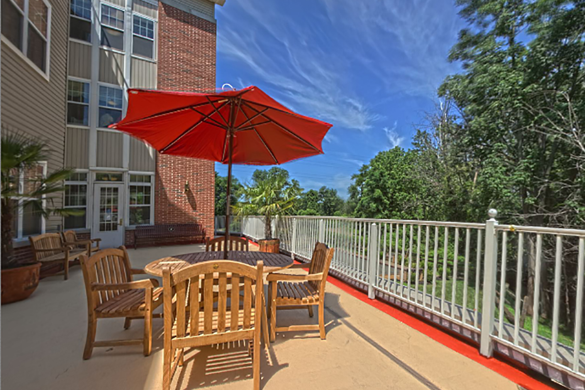 Brandywine Living at The Sycamore Patio