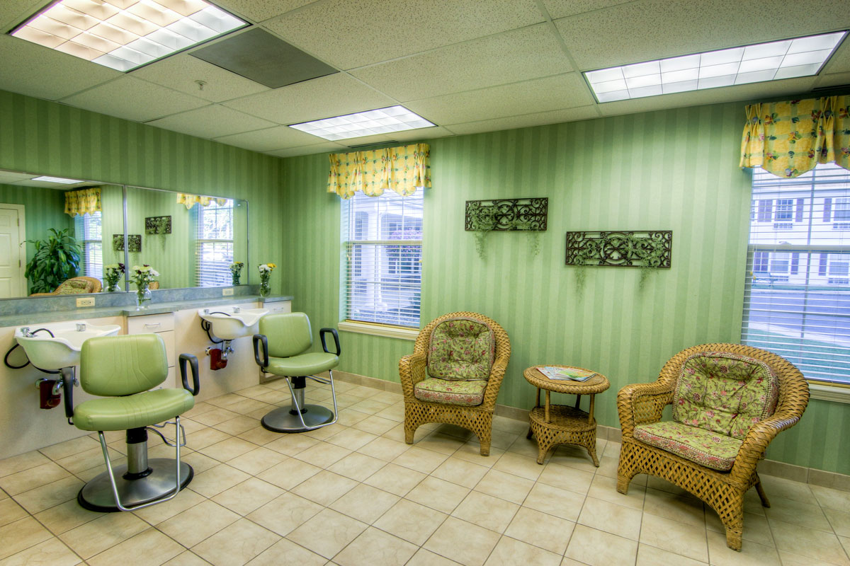 Brandywine Living at Toms River Beauty Salon