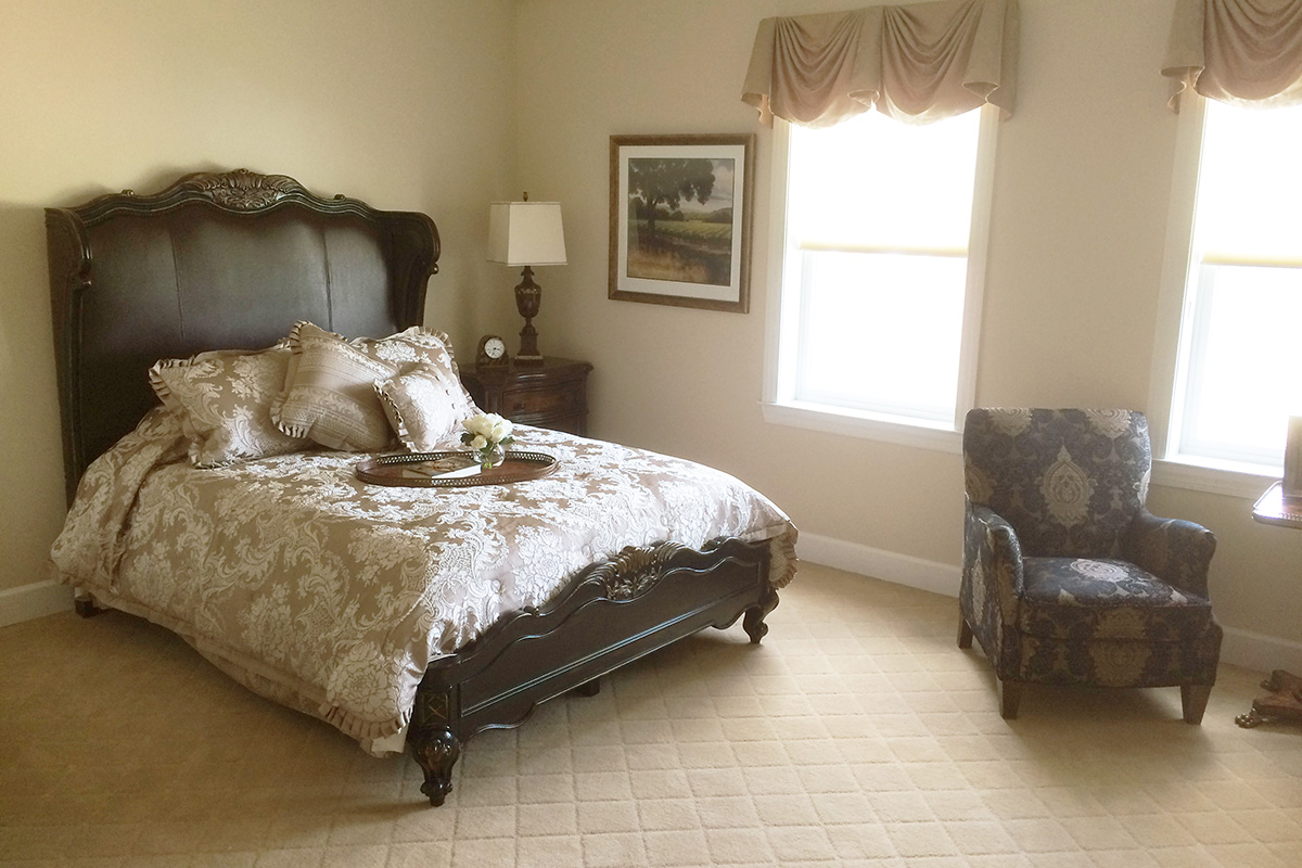 Brandywine Living Upper Providence Model Room 2