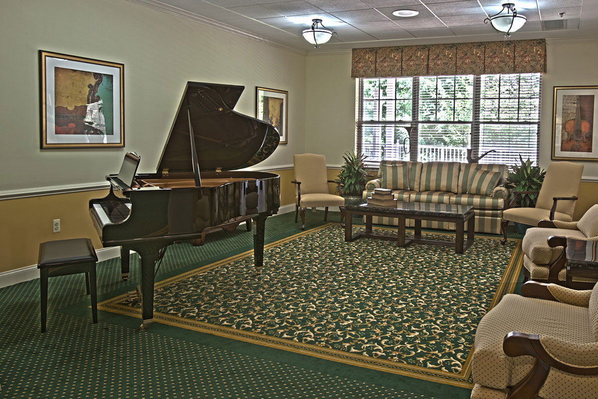 Brandywine Living at The Sycamore Music Room