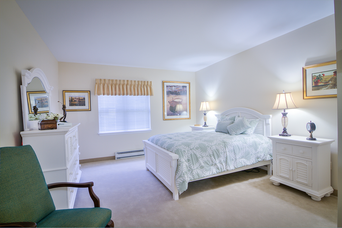 Brandywine Living at Seaside Pointe Model Room