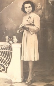 Vintage Photo of Maria Regina Lucarelli