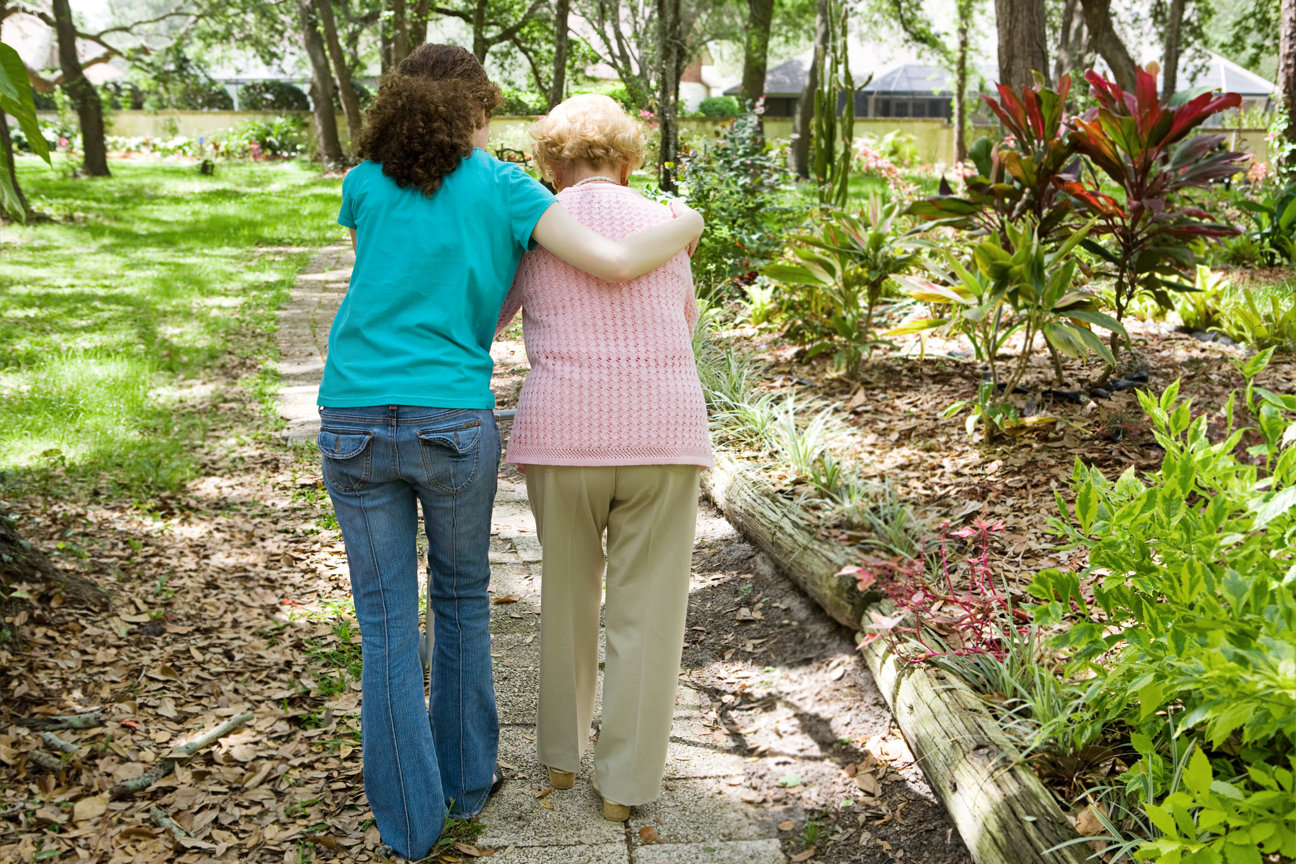 solutions to caregiver stress, caregiver stress, brandywine senior living, caregivers