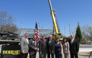 Mahwah_topping_out, milestone in construction project, mahwah