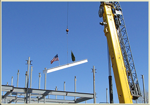 Mahwah Topping Out Ceremony