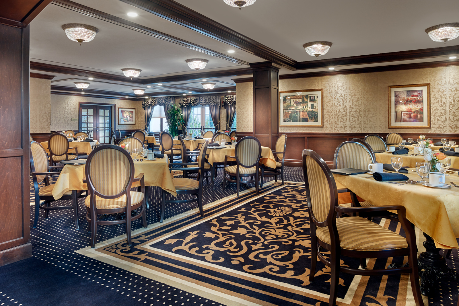 Brandywine Living at Livingston Dining Room