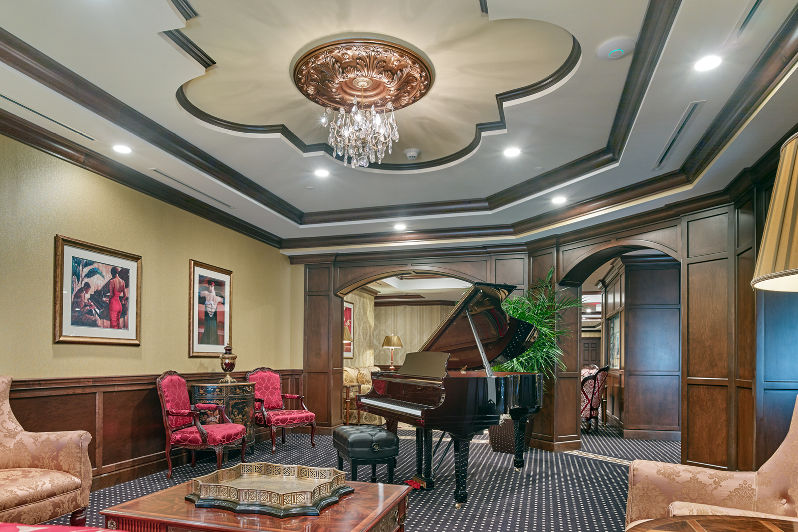 Brandywine Living at Livingston Music Room