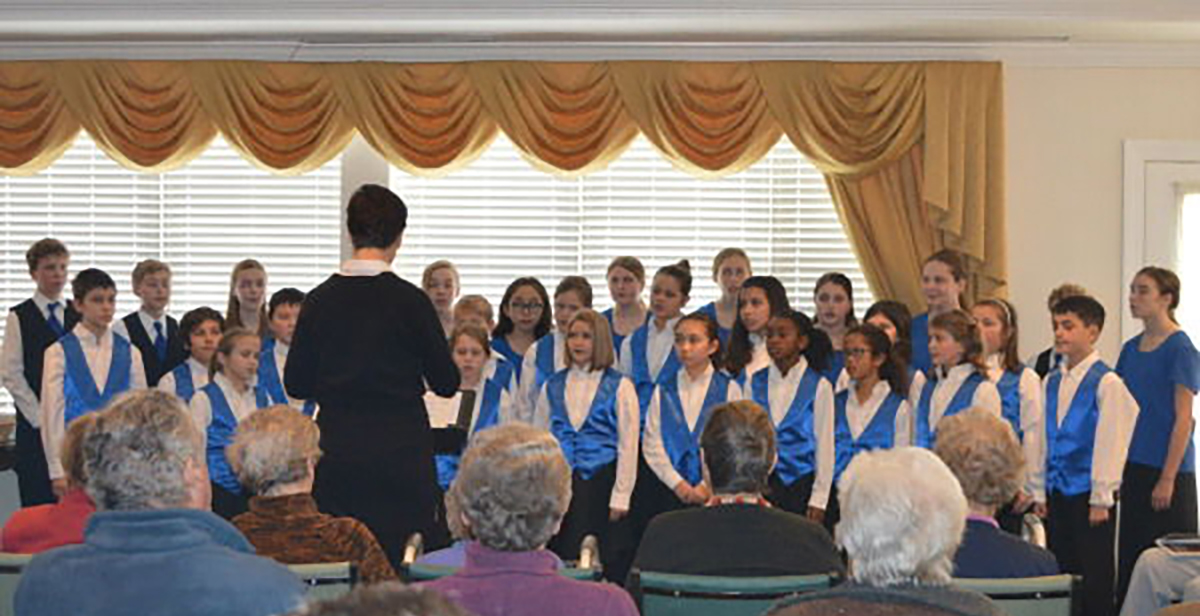 Hopewell Valley Youth Chorus