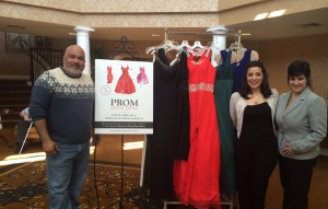 prom dress drive, operation prom, brandywine senior living litchfield, senior care, senior living