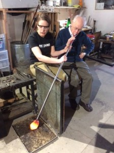 glass blowing, asbury park, hot sands asbury park, active aging, senior care