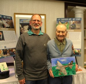 Art of Aging, PAFA, Brandywine Senior Living at Haverford Estates, Art Therapy, Active Aging