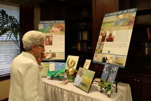 Art of Aging, Art Therapy, PAFA, Brandywine Senior Living at Haverford Estates, Senior Living, Artists