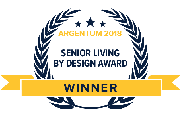 Senior Living by Design Award
