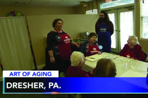 <center>In The News: Art of Aging: Soup Squad contributes to Meals on Wheels</center>Click to view our  Communities