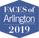 Faces of Arlington Magazine 2019 Logo