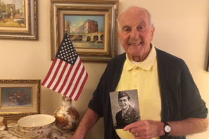 <center>In The News: Mahwah World War II Veteran Remembers Peers Who Died On D-Day</center>Click to view our  Communities