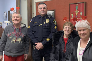 <center>In the News: How Sweet it is for Somerville Police: Happy Valentine's Day, Officers</center>Click to view our  Communities