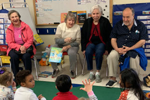 <center>In the News: National Read Across America Day</center>Click to view our  Communities