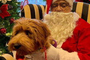 <center>Pawtraits with Santa</center>Click to view our  Communities