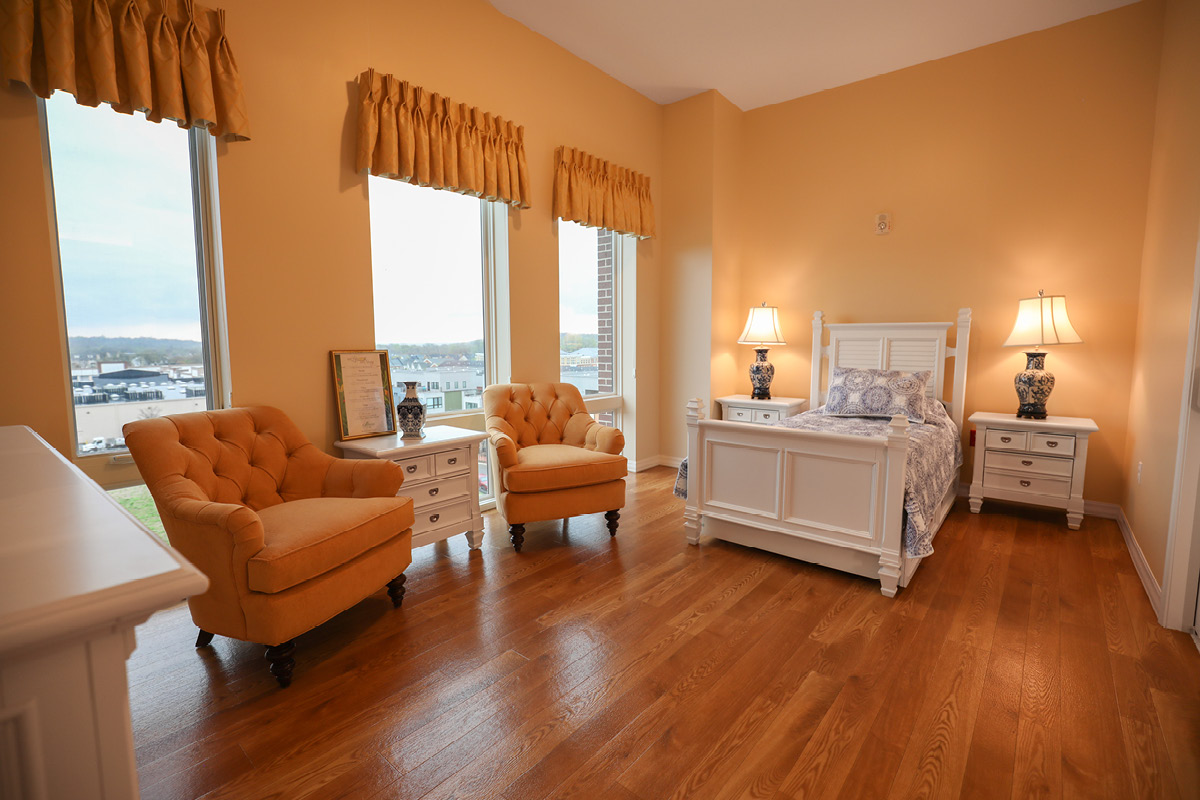 Brandywine Living at Alexandria Reflections Model Room