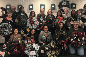 <center>Giving Tuesday Wreath Stroll Benefits Princeton Seniors</center>Click to view our  Communities