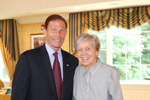 <center> How to Protect Seniors from Common Scams with U.S. Senator Blumenthal</center>