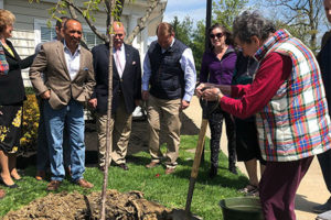 <center>Wall Township Officials Present Arbor Day Proclamation to Brandywine Living</center>Click to view our  Communities