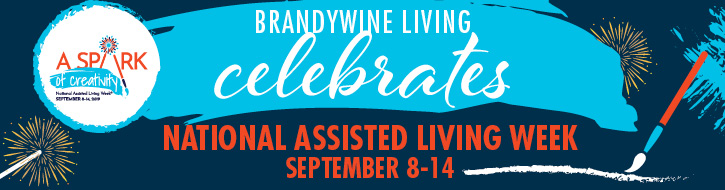 Brandywine Living Celebrates National Assisted Living Week