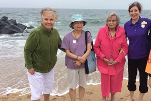 <Center>Asbury Beach Day Sparks Memories and Awareness </center>