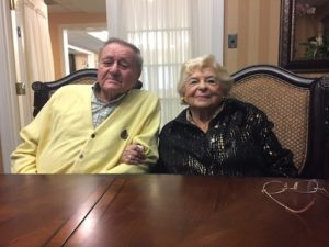 pauline and harry gerstman, brandywine living at dresher